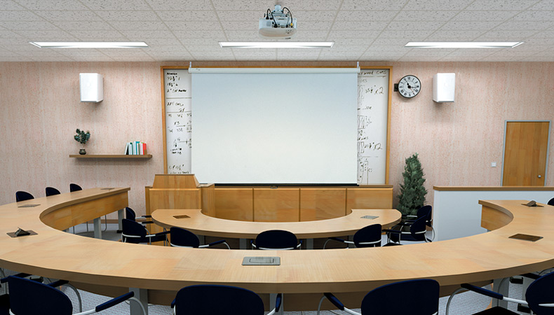 College / University Classroom