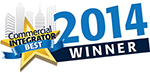 Commercial Integrator Best 2014 Award Winner