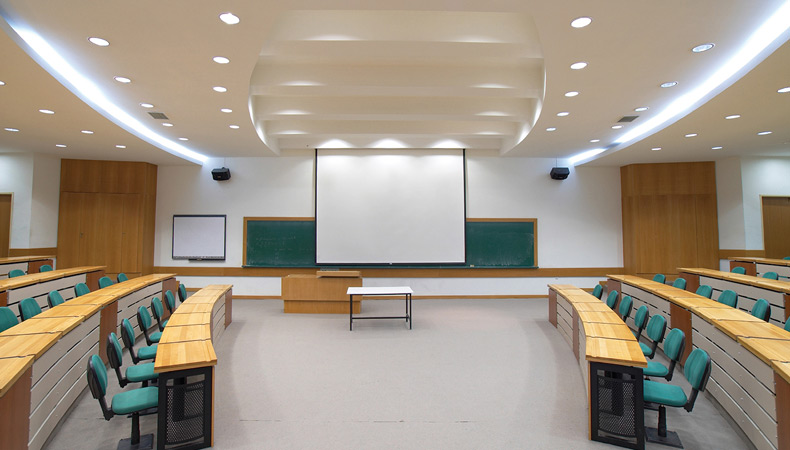 Corporate Training Room Extron