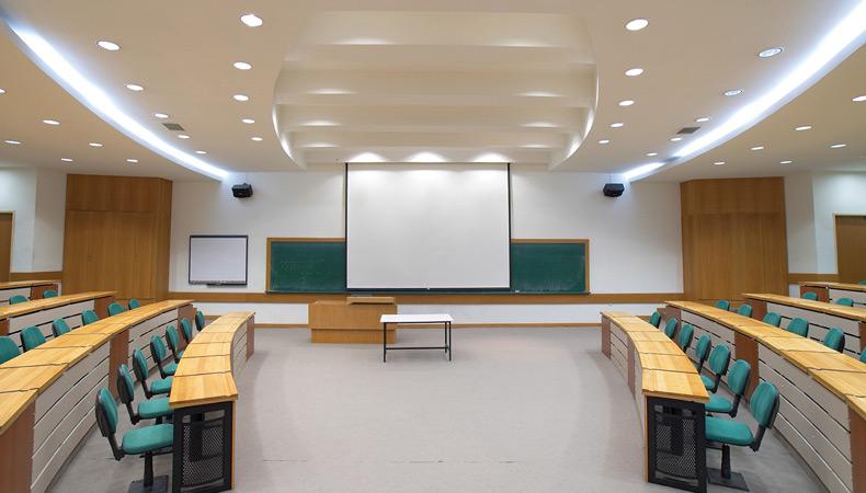 Corporate Training Room Extron