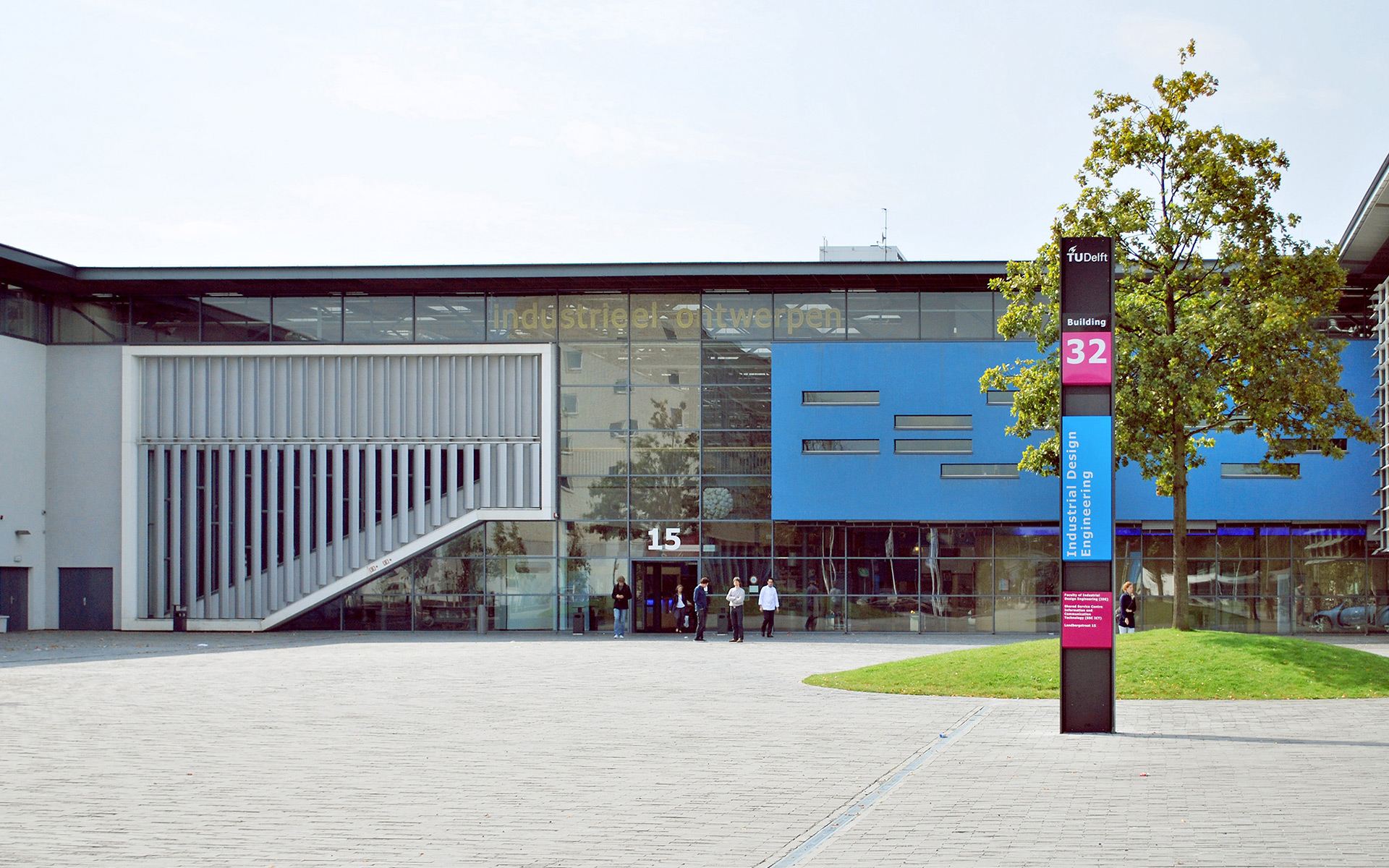 Delft University Campus