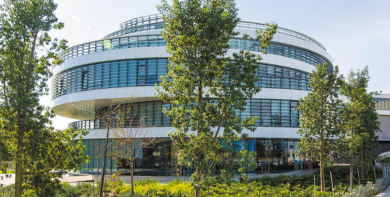 Delta Galil Outfits New HQ with Extron DTP Systems, Pro Series Control & Room Scheduling