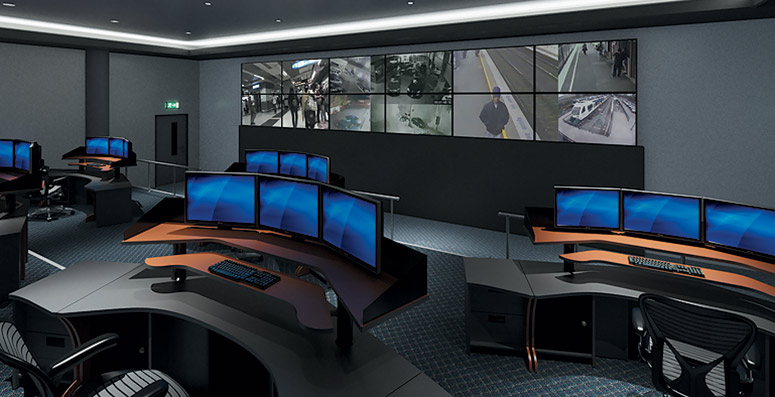 Environmental Considerations and Human Factors for Videowall
