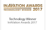 InAVation Awards Technology Winner 2017