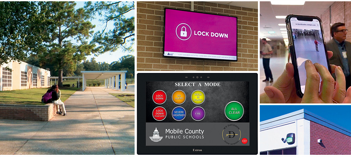 Mobile County Public School System Campus Security
