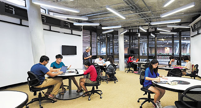 Innovative Classroom Environment : Ntu creates innovative learning environment with extron