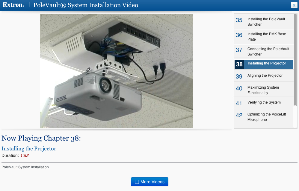 Step-by-step videos and guides simplify the installation process.