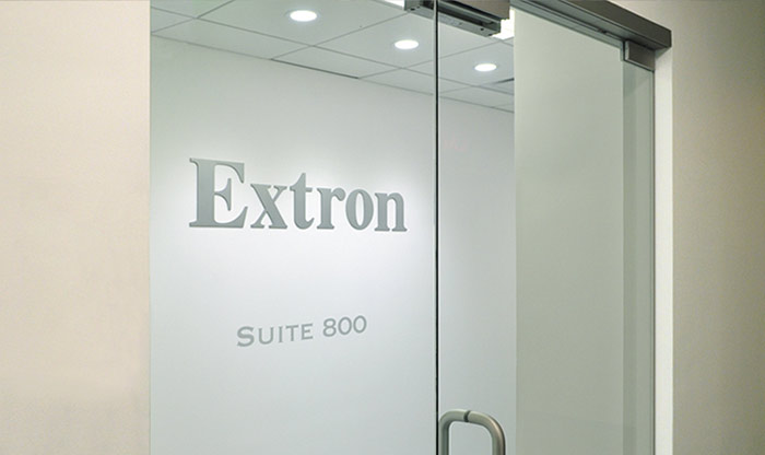 Welcome to Extron New York