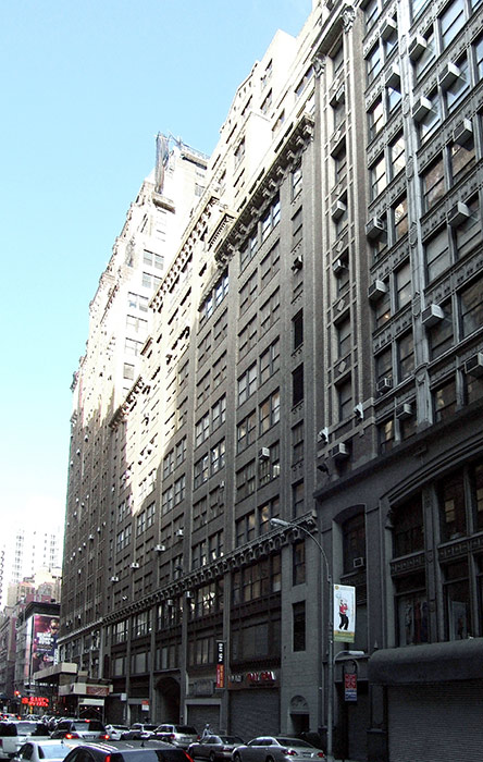 Our new office in Midtown Manhattan