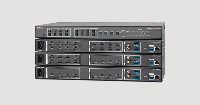 matrix switchers extronCat5 Wiring On Cat5 Av Matrix Switches Cat5 Audio Video Matrix Switch #12