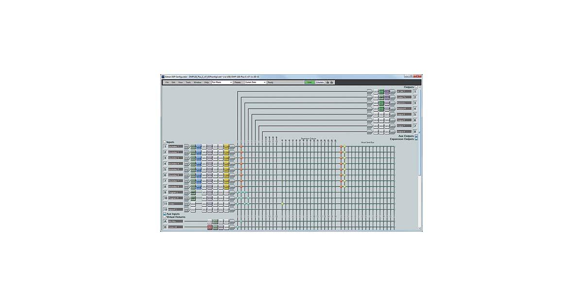 DSP Configurator Software - Software | Extron