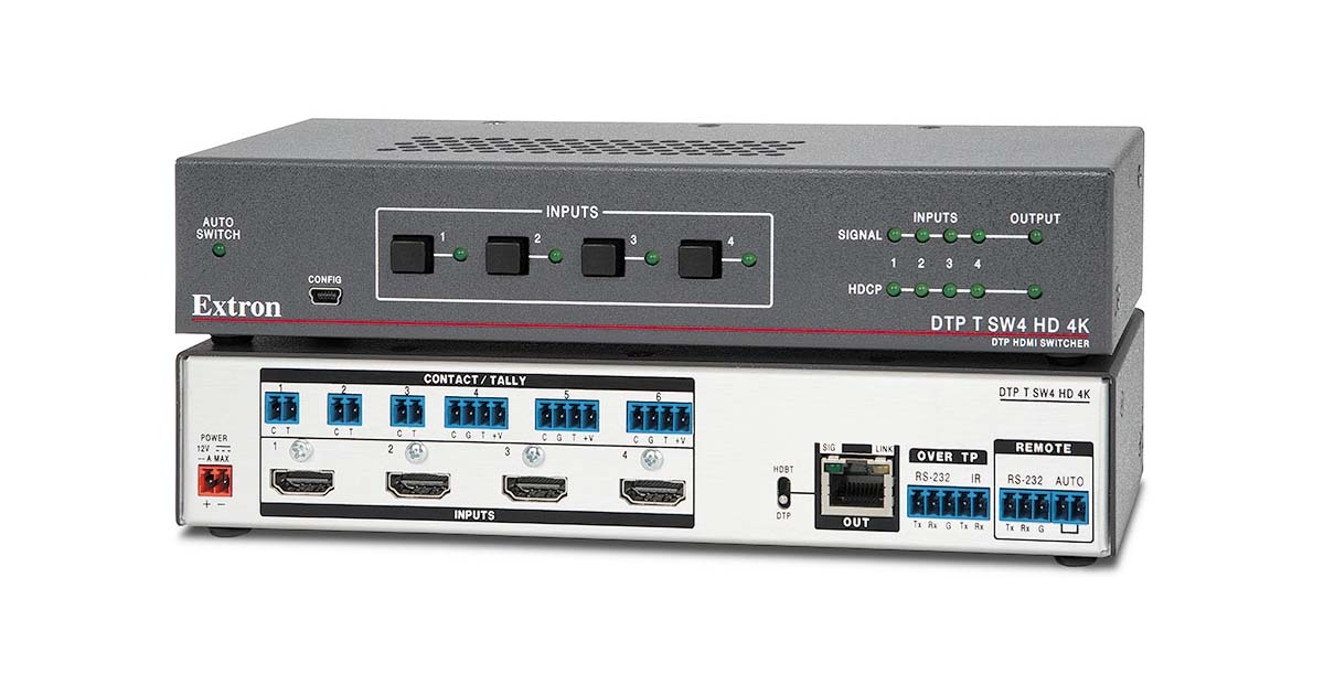 Extron MPS 602