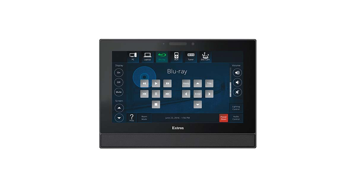 EXTRON TLP PRO 1022M TOUCHPANEL DRIVERS FOR WINDOWS 7