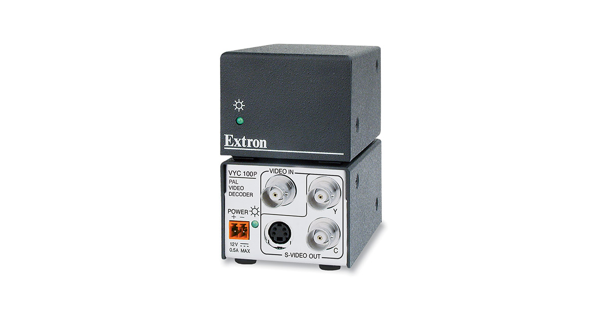 Encoders, Decoders, and Transcoders | Extron