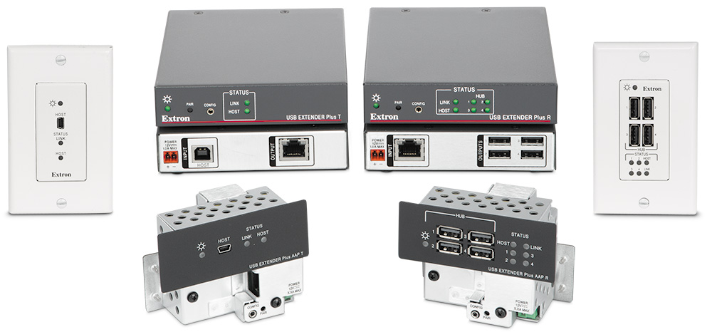 USB Extender Plus Series