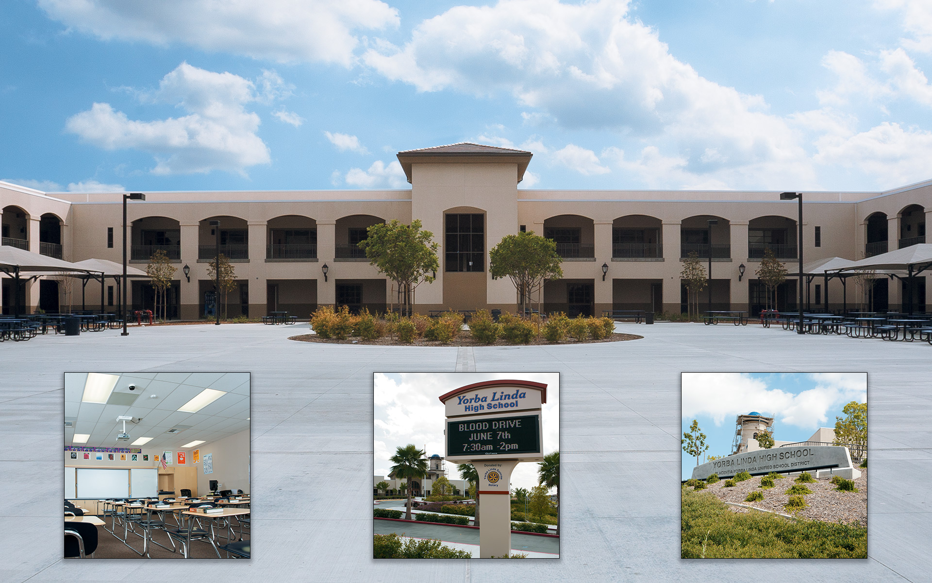 CPlacentia-Yorba Linda Unified School District - Building