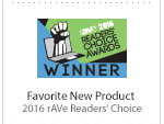 rAVe 2016 Reader's Choice