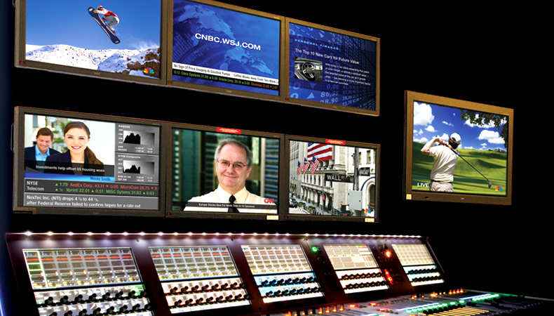 Remote Control of Real Time Video Production Equipment