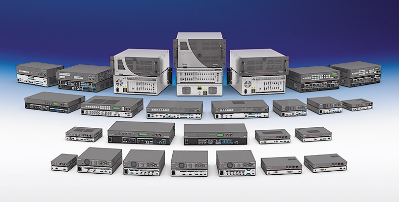 Extron Scalers and Signal Processors