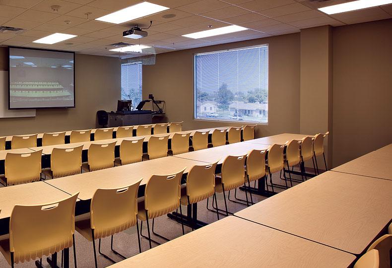 Classroom Design Companies : Simple classroom extron
