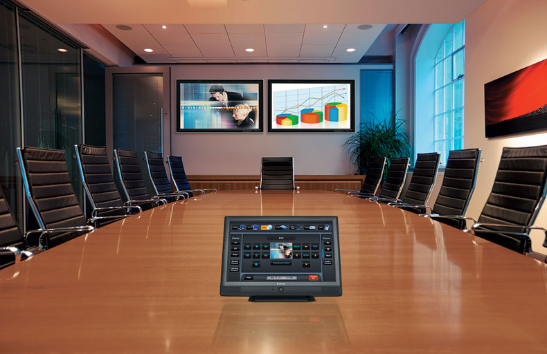 Simple Conference Room Extron
