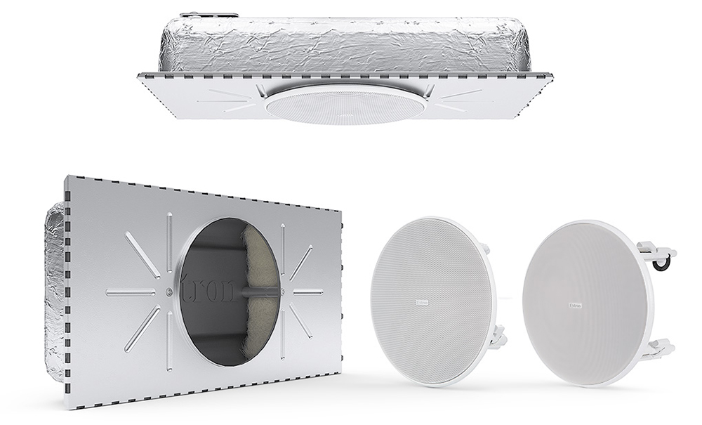 Extron Ceiling Mount Speakers