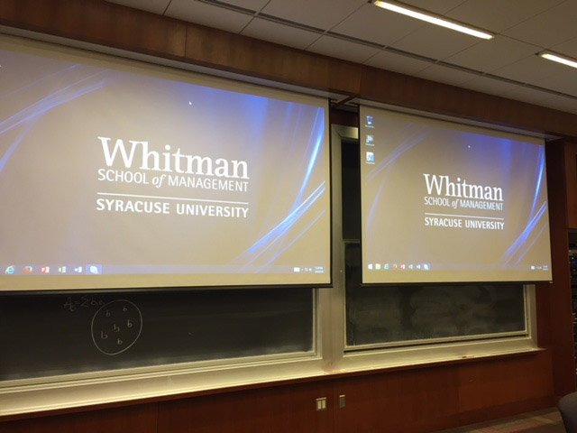 Extron XTP Systems Facilitate Active Learning at SU Whitman | Extron