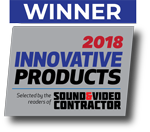 Sound & Video Contractor 2018 Innovative Products