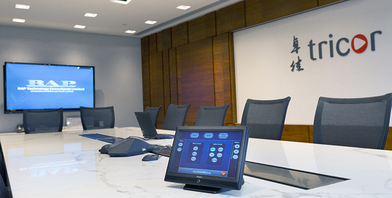 The XTP CrossPoint 1600 delivers high performance AV switching within meeting and video conference rooms as well as for configurable spaces.