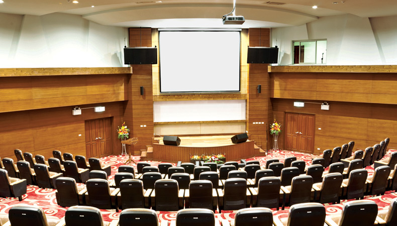 University Distance Learning Auditorium