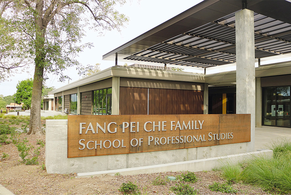 West Valley College Fang Pei Che Family School of Professional Studies