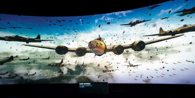Extron JMP 9600 High Definition Players Contribute to a Dramatic Production at The National WWII Museum