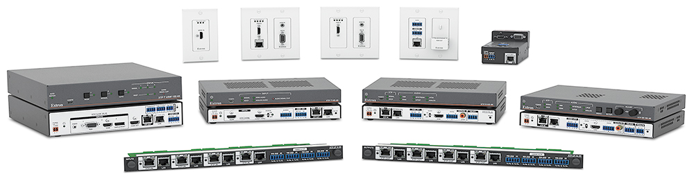 HDCP 2.2 compliant, 4K Twisted Pair