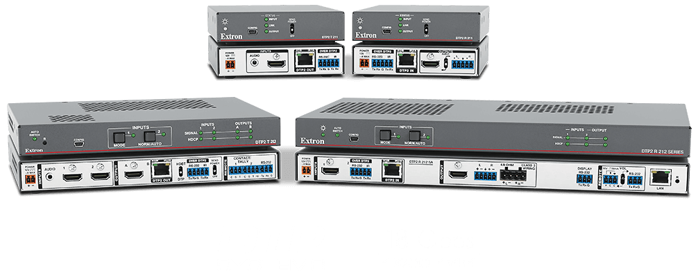 DTP2 Series — The Next Generation