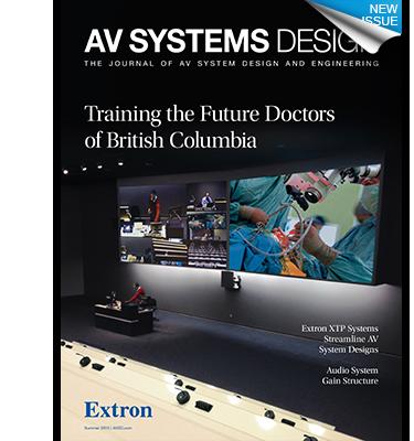 AV Systems Design   Extron
