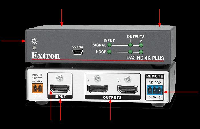 DA HD 4K PLUS Series