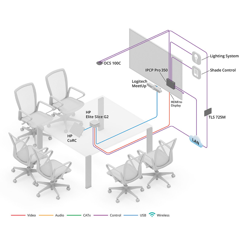 Thumbnail preview of meeting room diagram
