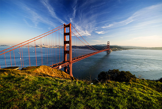 Golden Gate keying image