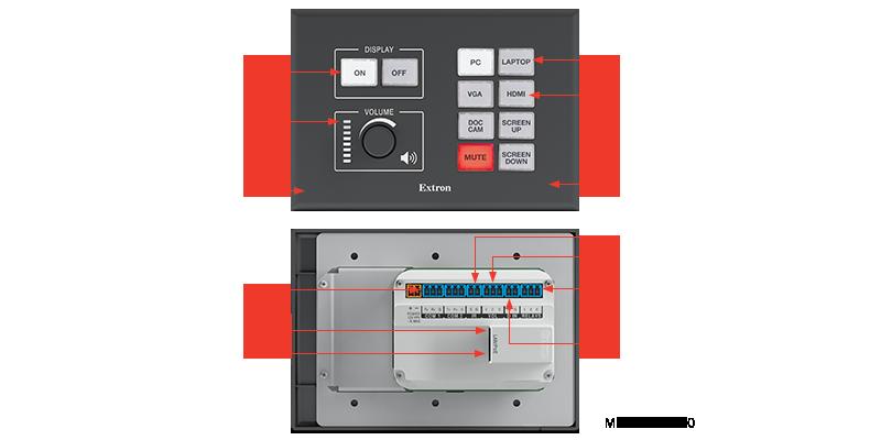 Extron MLC Plus 200 AAP Ethernet Controller Drivers