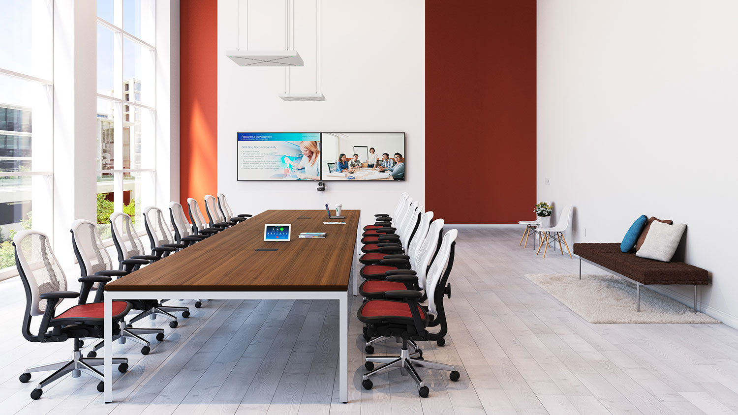 Thumbnail preview of Large Conference Room