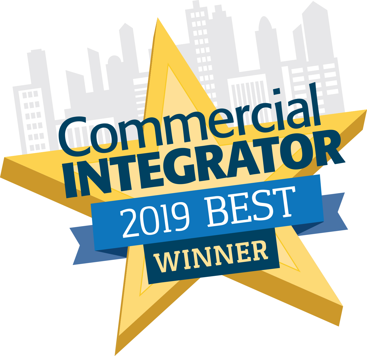 Commerical Integrator 2019 Best Winner