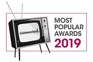 Connected 2019 Most Popular Awards