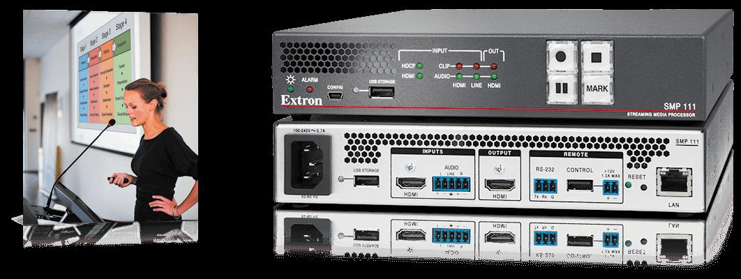 SMP 111 | Extron