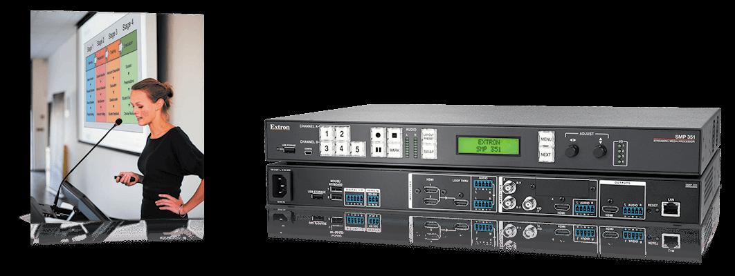 SMP 300 Series | Extron