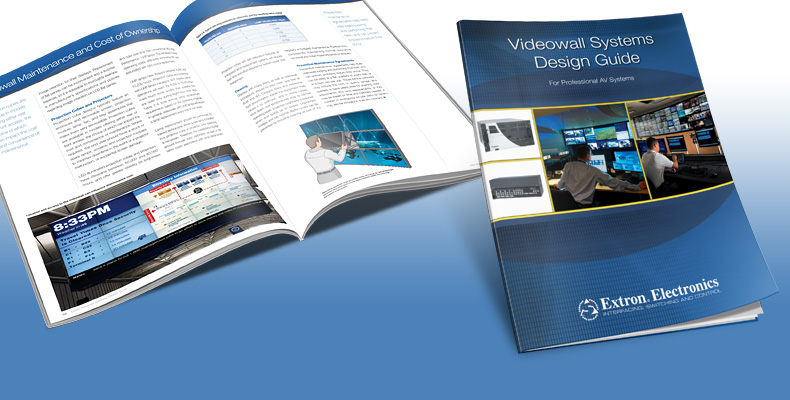 a comprehensive resource for videowall system design