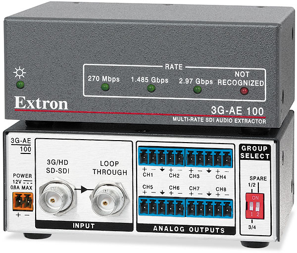 The Extron 3G-AE 100