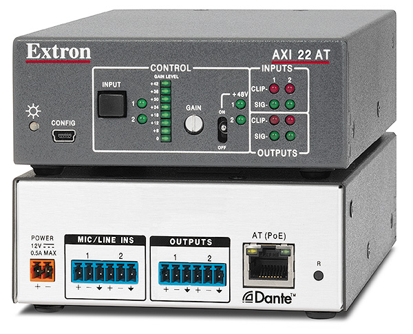 The Extron AXI 22 AT