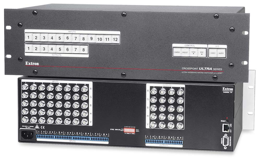 The Extron CrossPoint Ultra 84