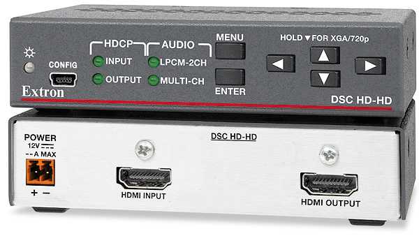 The Extron DSC HD-HD