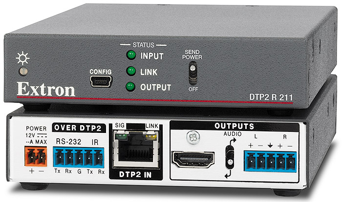 The Extron DTP2 R 211
